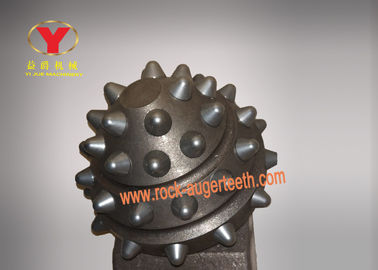 Tricone Replaceable Carbide Rock Drill Bits , Roller Cone Bit For Well Drilling