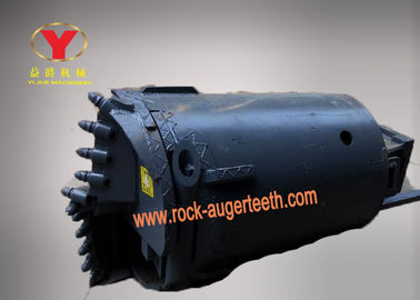 Stable Performance Carbide Trencher Teeth Single Cone Parts For Drilling Machine