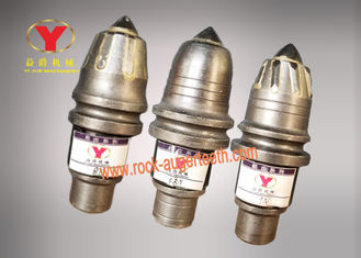 Rotary Drill Carbide Auger Teeth Easy Installation For Masonry Drilling
